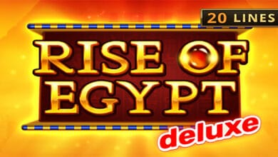 Photo of Rise of Egypt Deluxe Slot