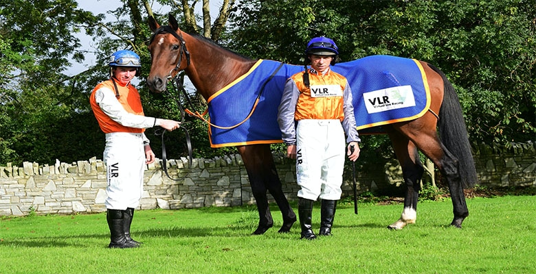 Photo of Virtual Live Racing backing top young Irish jockeys Jack & Paddy Kennedy