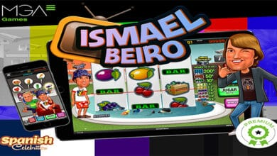 Photo of Ismael Beiro, the latest Spanish Celebrities slot by MGA Games