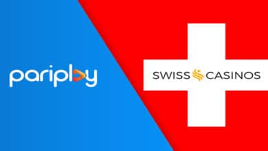 Pariplay and Swiss Casino