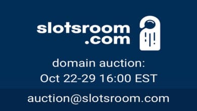 Photo of Slotsroom.com for Sale via Auction