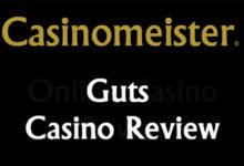 Casinomeister Guts Casino Review