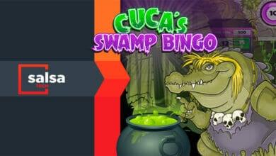 Cuca Swamp Bingo