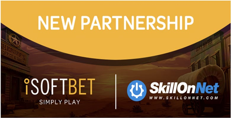 iSoftBet and SkillOnNet