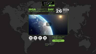 MGA Games Day