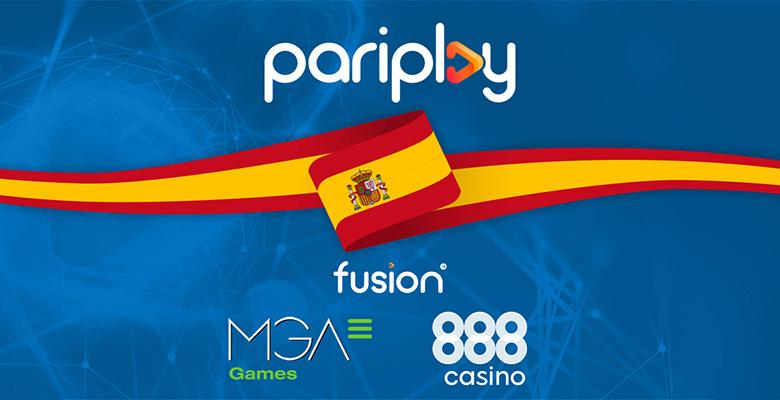 Pariplay MGA Games 888