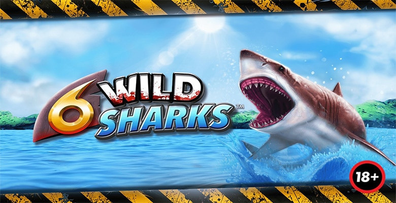 6 Wild Sharks Free Play