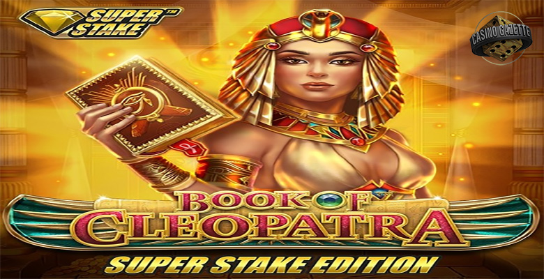 Book of Cleopatra SuperStake