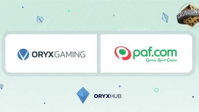 ORYX Gaming Paf