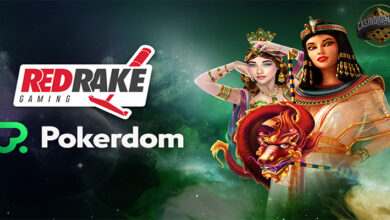 Red Rake Gaming Pokerdom