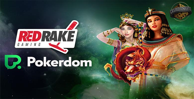 Red Rake Gaming Pokerdom