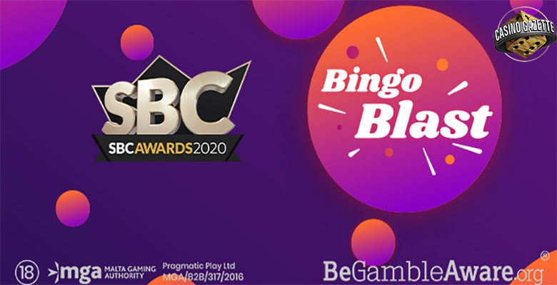 SBC Awards Bingo Blast
