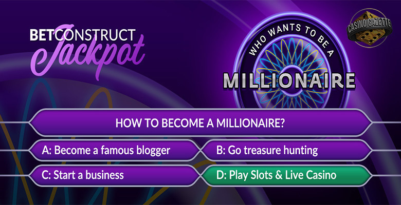 Who Wants to be a Millionaire - BetConstruct