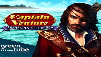 Captain Venture Treasures of the Sea