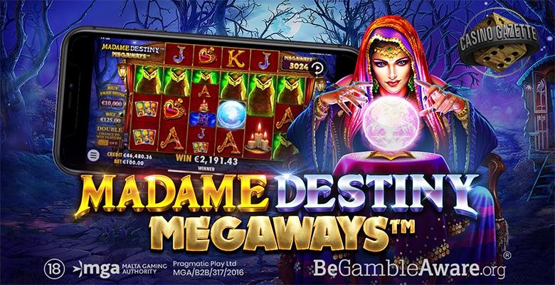 Madame Destiny Megaways™