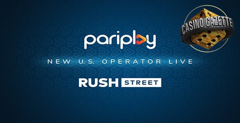 Pariplay Rush Street Interactive