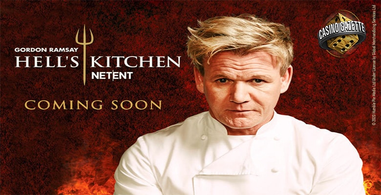Gordon Ramsay Hell's Kitchen Slot