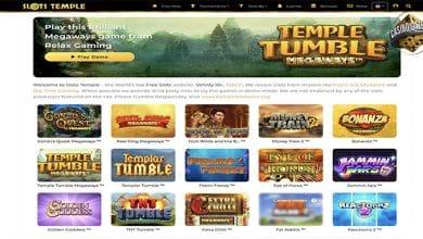 Slots Temple Affiliate Site