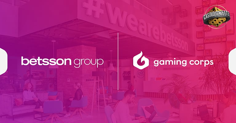 Betsson Group Gaming Corps