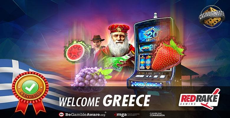 Red Rake Gaming Greece